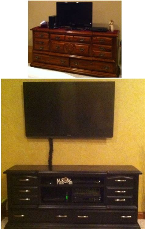 Dresser Into Entertainment Center by 65 Best Images About Tv Cabinets On