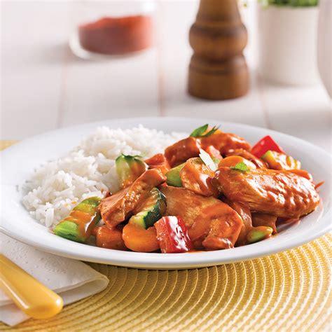 cuisine et mijot駸 mijot 233 de l 233 gumes et poulet au paprika recettes