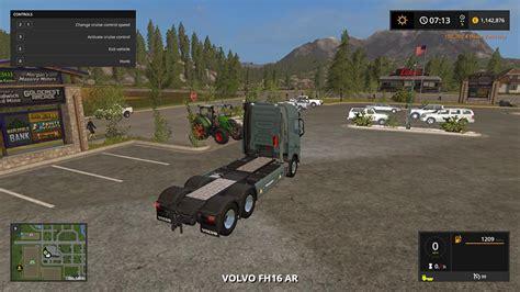 Volvo Ar Volvo Fh16 Ar Truck V 1 0 Mp Ls2017