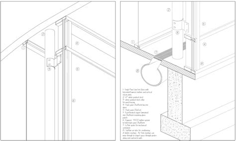 concrete curtain wall detailing projects jessica mulholland architectural