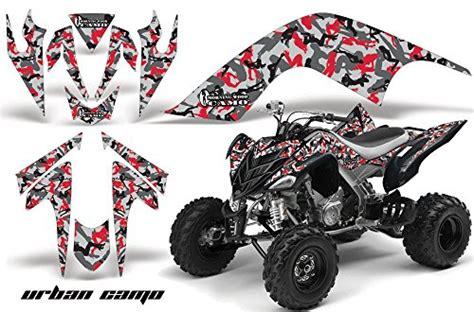 Yamaha Yfm 660 Aufkleber by Amr Racing Yamaha Raptor 700 Atv Quad Graphic Kit Urban