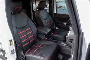 Leather Seat Covers Jeep Wrangler Unlimited Alea Leather Interior For Jeep Wrangler Jk