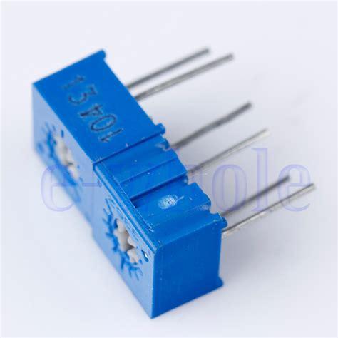 100k ohm resistor price 100k variable resistor price 28 images 100k ohm trimpot variable resistor murata pot3321p 1