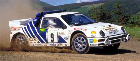 1986 Ford RS200 Evolution   Ford   SuperCars.net