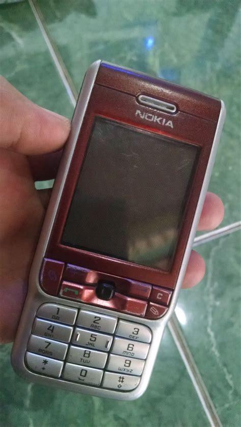 jual nokia  hp jadul symbian  lapak rain  core