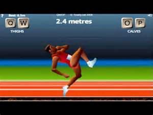 Qwop Meme - demoman in the olympics youtube