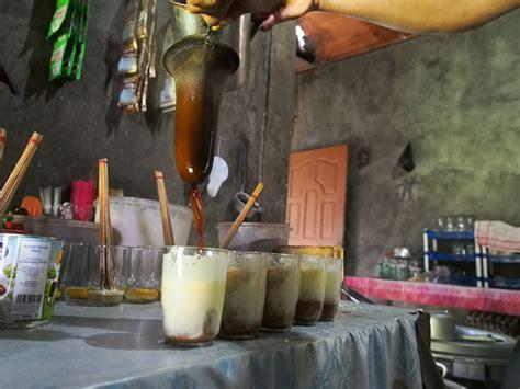 teks prosedur cara membuat teh hangat cara membuat teh talua telur khas sumatera barat wira