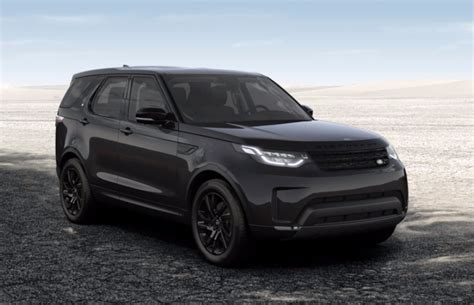 black land rover discovery 2017 land rover discovery 2017 couleurs colors