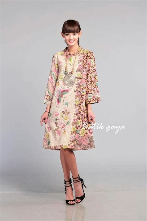 Dress Batik Ikat Sabrina 524 best images about batik tenun ikat on
