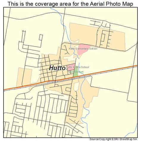 hutto texas map aerial photography map of hutto tx texas