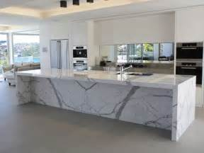 Marble Kitchen Choosing The Right Marble Calacatta Or Carrara Steam