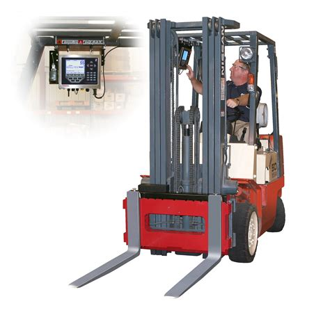 lift truck scales easy installation abacus scales systems rice lake cls 920 lift truck scale