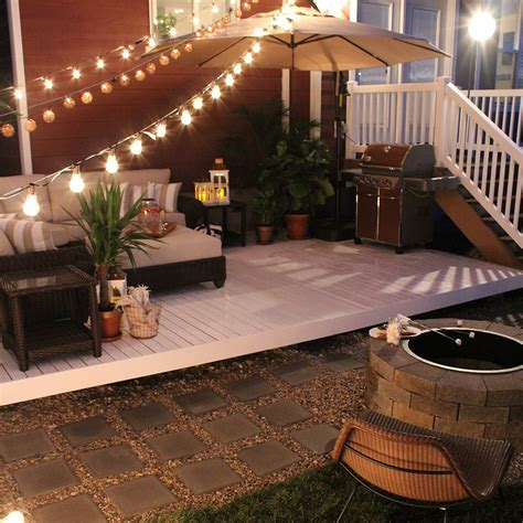 backyard transformation   seeking alexi diy