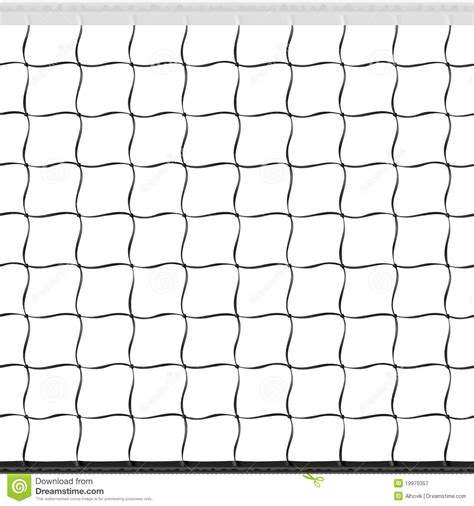 net pattern background seamless volleyball net stock vector illustration of