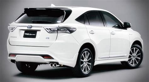 lexus harrier hybrid 2016 new toyota harrier hybrid review toyota update review