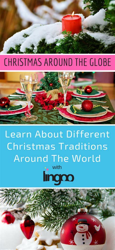 christmas traditions    world lingoo