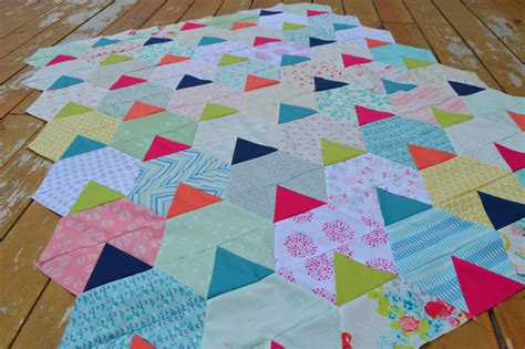 Modern Patchwork Quilts - modern patchwork quilts with hexagons archives color