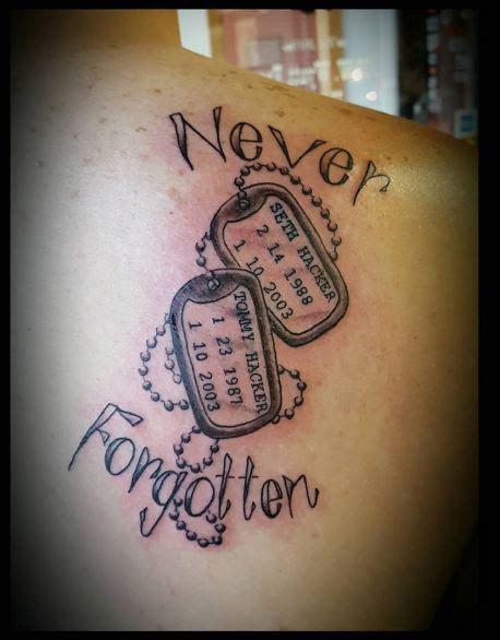 10 liebenswerte memorial tattoos ideen und designs 2017
