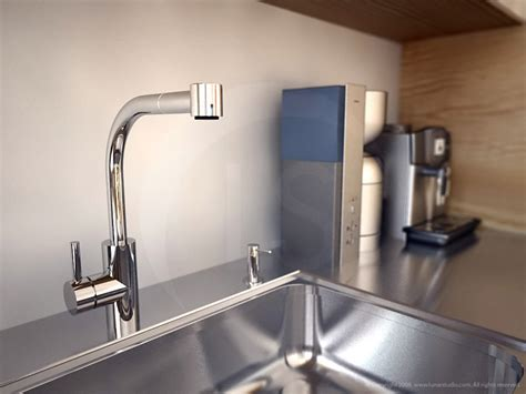 Custom Kitchen Faucets | custom 3d modeling services