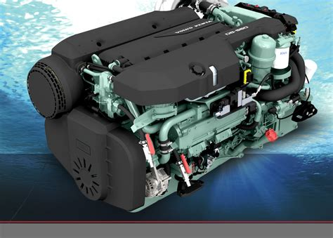 volvo penta unveils  commercial marine engine pacific power group