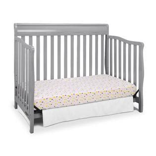Graco Stanton Convertible Crib Graco Graco Stanton 4 In 1 Convertible Crib Pebble Gray Baby Baby Furniture Cribs
