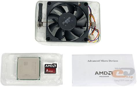 Amd A4 6300 Richland 3 7ghz Processor amd a4 6300 3 7ghz dual processor 3 9ghz max turbo
