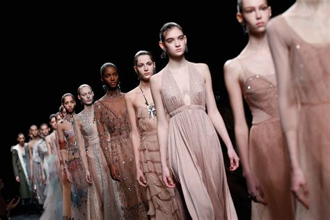 Lookbooks Help You Make Sense Of Fashion Week by From Valentino The Dancer As A Metaphor For Designer