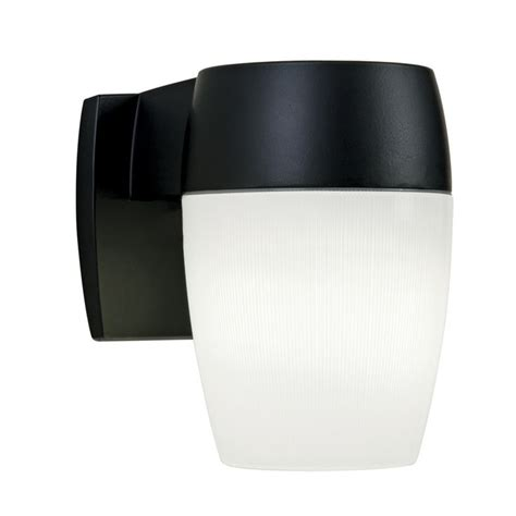 lowes dusk to lights shop utilitech 26 watt black fluorescent dusk to