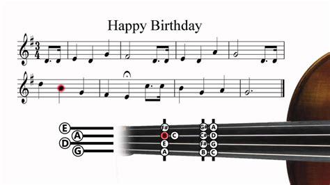 happy birthday instrumental violin mp3 download happy birthday violin tutorial youtube
