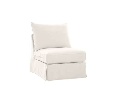 square arm sofa slipcover pb comfort square arm sectional component slipcovers