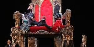 themes suffering in king lear sarajevo national theatre s grand rehearsal of the king