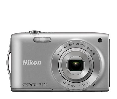 Lensa Nikon Coolpix S3300 coolpix s3300 from nikon