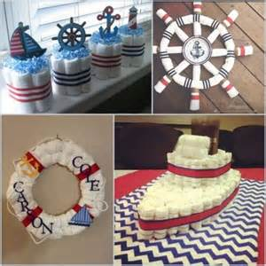 Nautical Baby Shower Decorations For Home by 1000 Images About Nautical Baby Shower On Pinterest