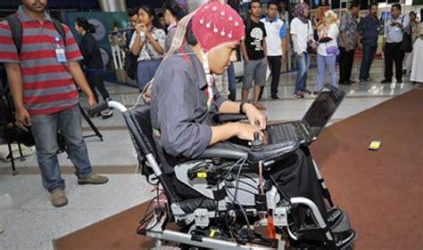 Daftar Kursi Roda Elektrik kursi roda elektrik buatan lipi ini mu digerakkan