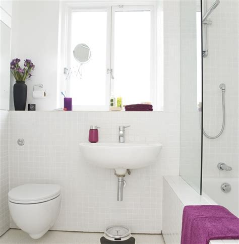 All White Bathroom Ideas | all white bathroom housetohome co uk