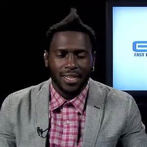 Carvil Antonio Black Brown nfl on espn s vine quot steelers wr antonio brown on nfl live on his different haircuts quot