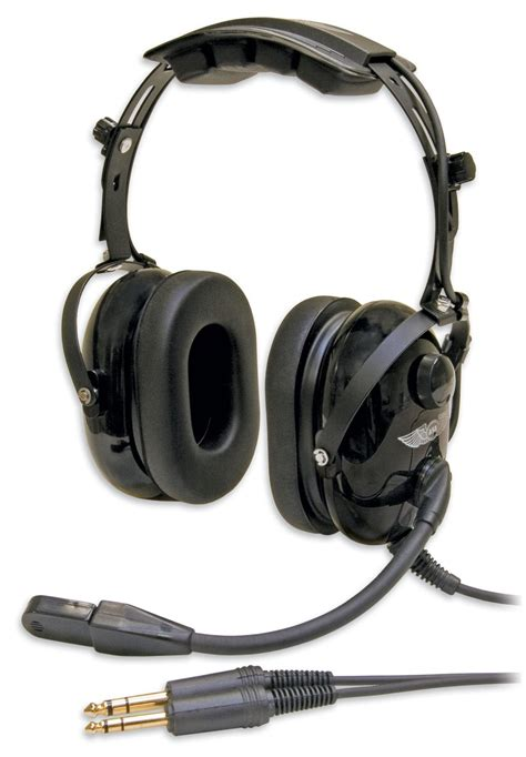Headset Air high quality aviation headsets 300 review