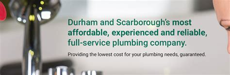 Plumbing Service Durham by Licensed Residential Emergency Commercial Plumbers Whitby Oshawa Ajax Pickering