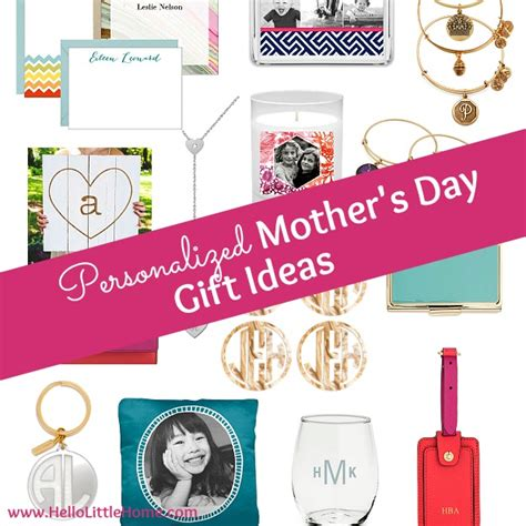 unique mothers day gifts personalized s day gift ideas