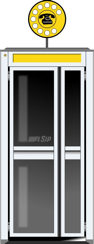 cabina telefonica sip clipart telephone booth