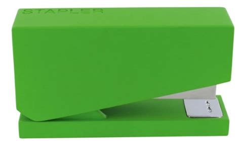 Lexon Buro Desk Accessories Green Stapler Ebay Green Desk Accessories