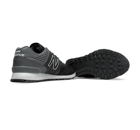 New Balance 574 Re Engineered Harga new balance 574 re engineered black grey mtl574cg a