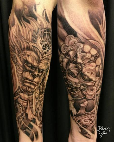 tattoo black and grey oriental 447 best black and grey asian tattoos images on pinterest