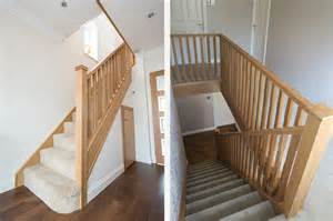 Oak Staircase Oak Staircase Renovations Medlock Staircases