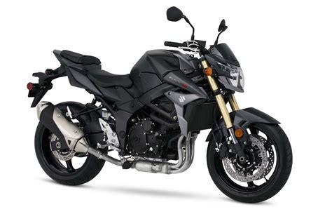 Black Suzuki Motorcycles 2015 Suzuki Gsx S750 And Gsx S750z Preview
