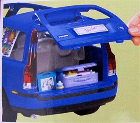 barbie cars with back seats 楽天市場 バービー人形 barbie happy family volvo v70 vehicle van suv