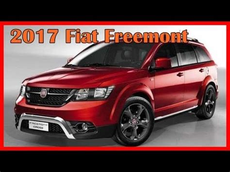 fiat freemont 2017 2017 fiat freemont picture gallery youtube
