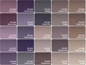 purple brown color 25 best ideas about purple paint colors on