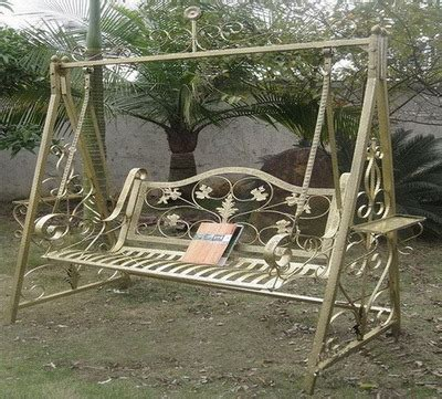 iron swing china wrought iron swing jws 01 china swing iron swing