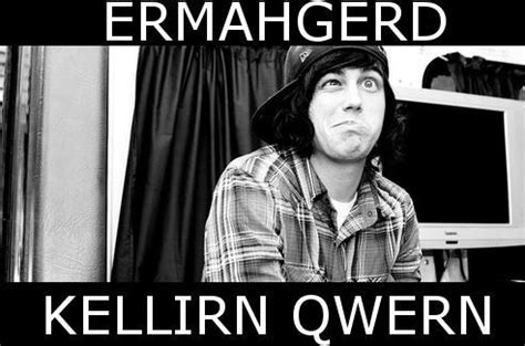Kellin Quinn Memes - kellin quinn funny quotes quotesgram
